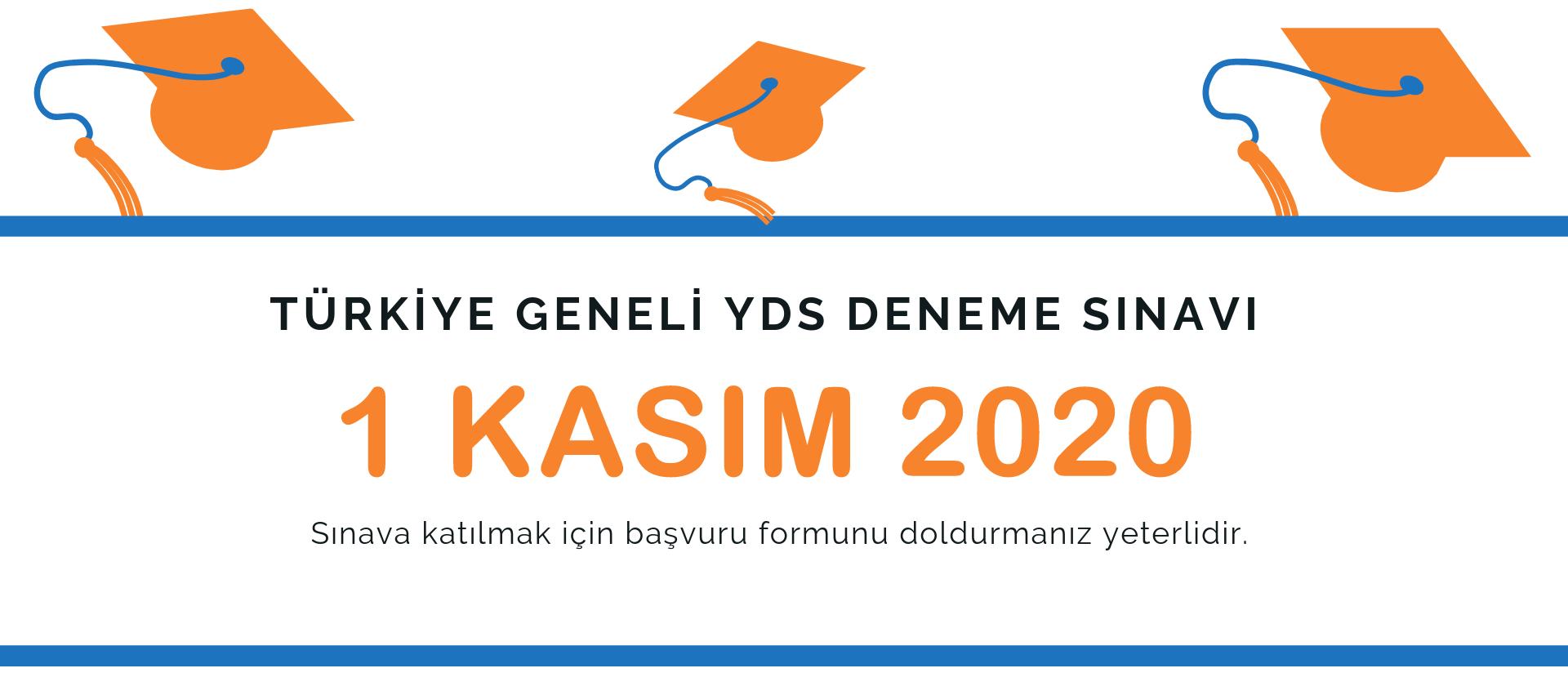 Türkiye Geneli YDS Deneme Sınavı 2