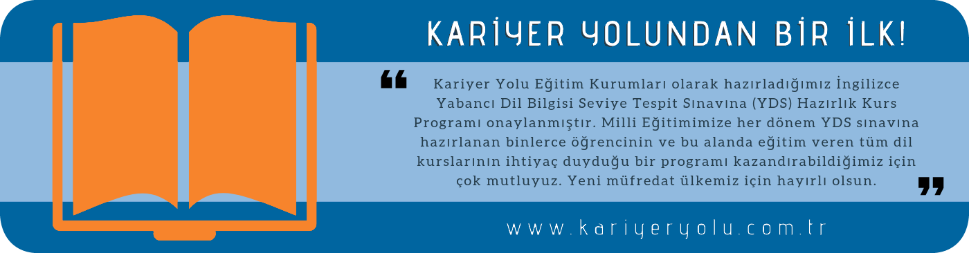 YDS Kursu Müfradat